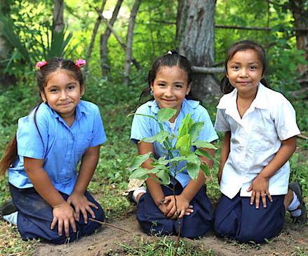 Plants-4-Hunger - El Salvador