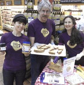 PB&J Campaign w/ Dawn, Gary & Mary