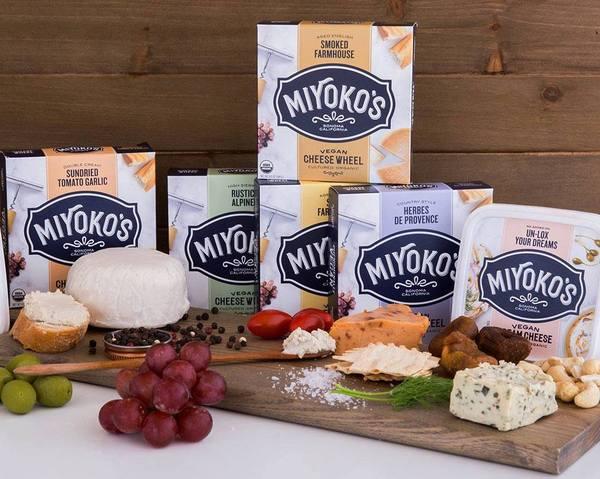 Miyoko Vegan Cheese Assortment