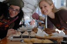 Worldwide Vegan Bake Sale Outreach Event