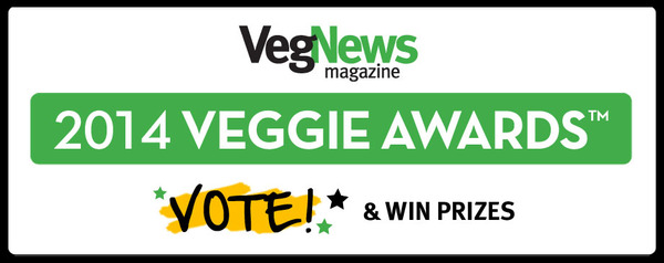 VegNews Awards Vote