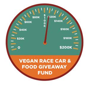 Fundraising Speedometer