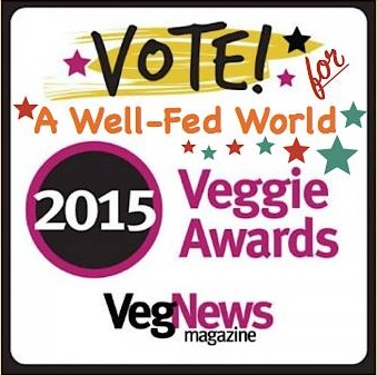 VegNews Award Vote