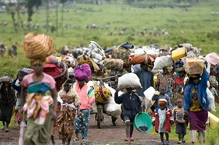 AVDA - Cameroon Refugees