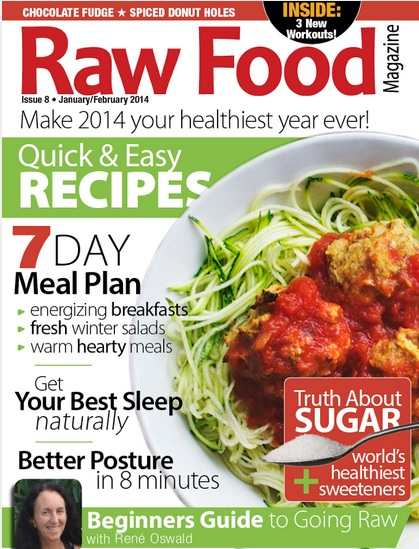 Raw Food Magazine