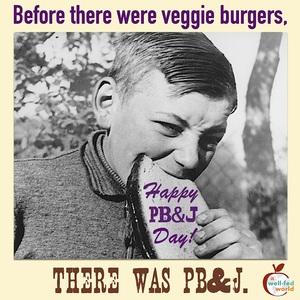PB&J Day Meme